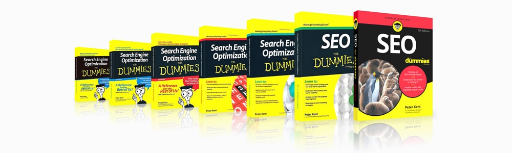 seo for dummies - 7th edition